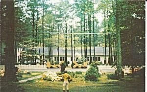 Accomac Virginia Whispering Pines Motel p32385 (Image1)