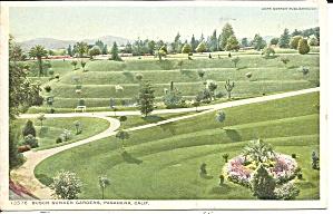 Pasadena CA Busch Sunken Gardens Phostint p32403 (Image1)