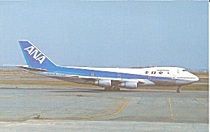 All Nippon Airways ANA 747SR-81 JA-136 p32404 (Image1)
