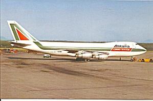 Alitalia, 747-243F(SCD)  I-DEMR p32408 (Image1)