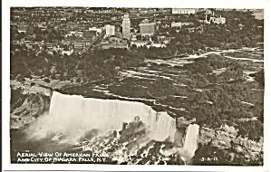 Prospect Point and American Falls Niagara Falls p32441 (Image1)