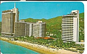 Acapulco  Mexico  Marriott  Maris Ritz Hotels p32481 (Image1)