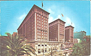 Los Angeles CA The Biltmore Hotel Exterior p32484 (Image1)