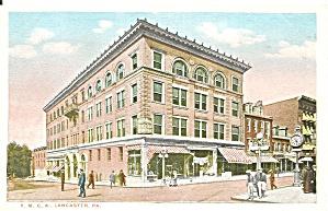 Lancaster, Pennsylvania  Y M C A Building (Image1)