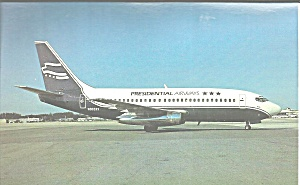 Presidential Airways 737-230C N303XV Thomas Jefferson p32553 (Image1)