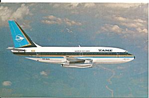 TAME Ecuador 737-2V2 HC-BIG/FAE 607 p32576 (Image1)