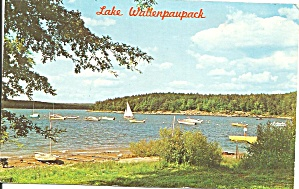 Lake Wallenpaupack Pennsylvania P32608