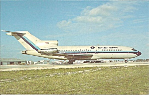 Eastern Airlines 727-25 N4556w At Miami 1986 P32621