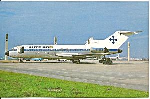 CRUZEIRO 727-30C PP-VLV in Lufthansa Colors p32625 (Image1)