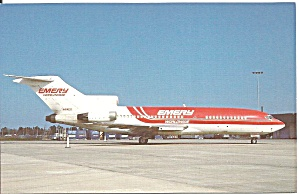 Emery Worldwide 727-51C N414EX at Jacksonville FL p32628 (Image1)