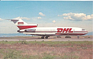 Dhl Wordwide Express 727-22c N726pl P32633