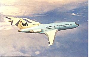 Braniff International 727-27C N7272 in Pastel Blue p32635 (Image1)