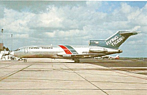 Flying Tigers 727-23f N931ft At Orlando P32637