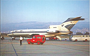 IRAN Air 727-22 N68650 at Beirut p32640 (Image1)
