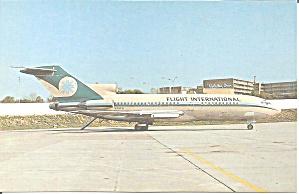 Flight International 727-35 N149FN at Atlanta p32651 (Image1)