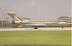 AVIATECA Guatemala 727-25C IG-ALA at Miami p32656 (Image1)