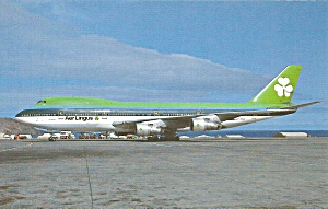 Aer Lingus 747-148 EI-ASJ at Gran Canaria p32686 (Image1)