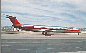 US Air MD-80 Jet Liner p32707 (Image1)