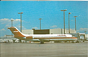 US Air DC-9 Jet Liner at Gate p32708 (Image1)
