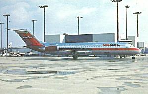 US Air DC-9 Jet Liner On Ramp p32709 (Image1)