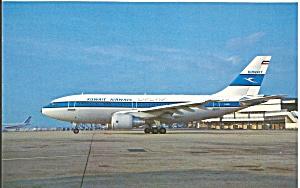 Kuwait Airways Airbus A310-222 9K-AHA at Paris p32739 (Image1)