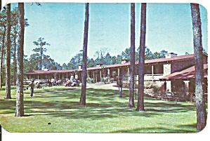 Ocean Hwy US 17 North of Myrtle Beach SC El Rancho Motel p32740 (Image1)