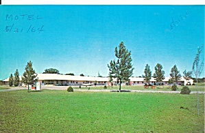 E St Cloud MN Royal Motel Postcard p32749 (Image1)