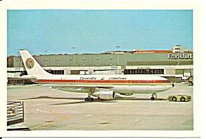 EgyptAir A300B D-AMAZ at Frankfurt p32789 (Image1)