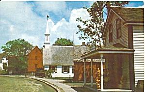Mystic Seaport CT Village Street General Store School p32839 (Image1)