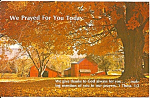 We Give Thanks To God 1thessalonians :2 P32847