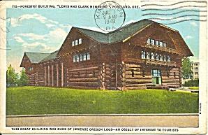 Portland Oregon Forestry Building p32880 (Image1)