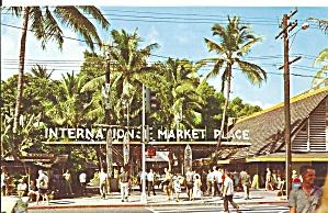 Waikiki Hawaii International Market Place p32887 (Image1)