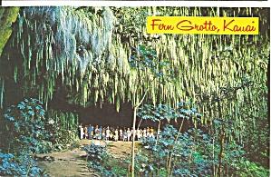 Kauai Hawaii Fern Grotto p32888 (Image1)