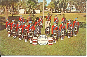 Dunedin Florida Pipe And Drum Corps P32927