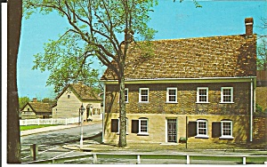 Old Salem Winston Salem NC Boy s School p32939 (Image1)
