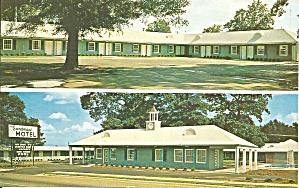 Perry Georgia The Sandman Motel Postcard P32970 (Image1)