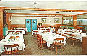 Lancaster PA  The Willows Hotel Restaurant Interior p32975 (Image1)