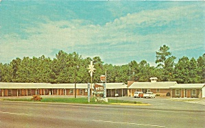 Florence SC Ivey s Motel and Restaurant  p32983 (Image1)