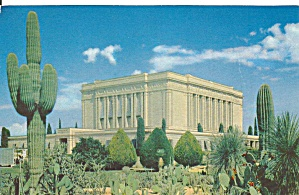 Mesa Arizona Mormon Temple P33033