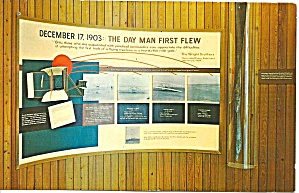 Outer Banks North Carolina The Day Men Flew P33055