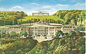 Vienna Austria Caslle of Schoenbrunn  p33071 (Image1)