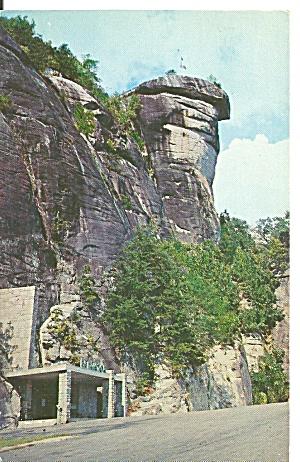 Chimney Rock NC Elevator Entrance p33076 (Image1)