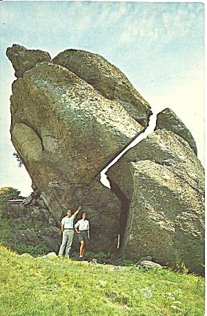 Grandfather Mountain NC Split Rock p33084 (Image1)