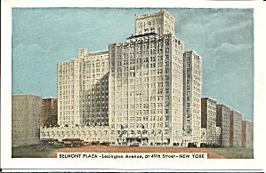 New York City Hotel Belmont Plaza p33098 (Image1)