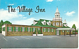 Allentown Pa The Village Inn P33115