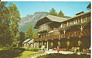 Glacier National Park MT Lake McDonald Hotel p33144 1962 (Image1)