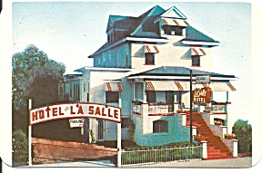 Atlantic City NJ La Salle Hotel  p33164 (Image1)