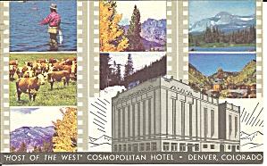 Denver CO Cosmopolitan Hotel P33166 (Image1)