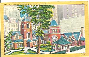 New York City Little Church Around the Corner p33232 (Image1)