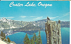 Crater Lake Oregon P33245